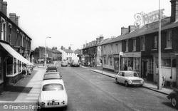 Bridgnorth Road 1968, Wollaston