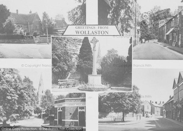 Photo of Wollaston, Composite c.1960