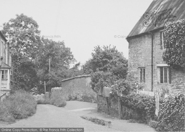 Photo of Wollaston, Duck End c.1955