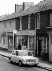 Harris And Sons, Bridgnorth Road 1968, Wollaston