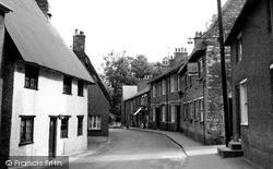 Wollaston, High Street c.1955
