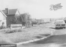 Wollaston, Hookhams Path c.1960