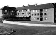 Wollaston, Kingsway House, the Farm Estate c1960