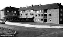 Kingsway House, The Farm Estate c.1960, Wollaston