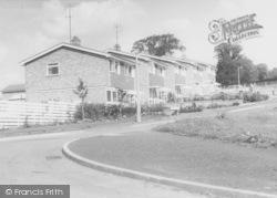 Wollaston, Orchard Close c.1960