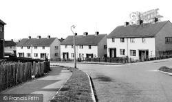 Wollaston, Park Street c.1955