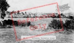 Recreation Ground c.1960, Wollaston