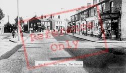 The Centre c.1960, Wollaston