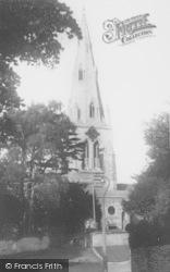 Wollaston, The Church c.1960