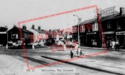 The Crescent c.1960, Wollaston