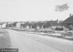 Wollaston, The Estate c.1955
