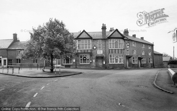 Photo of Wollaston, The Square And Nag's Head Hotel c.1955