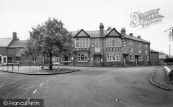 Wollaston, The Square And Nag's Head Hotel c.1955