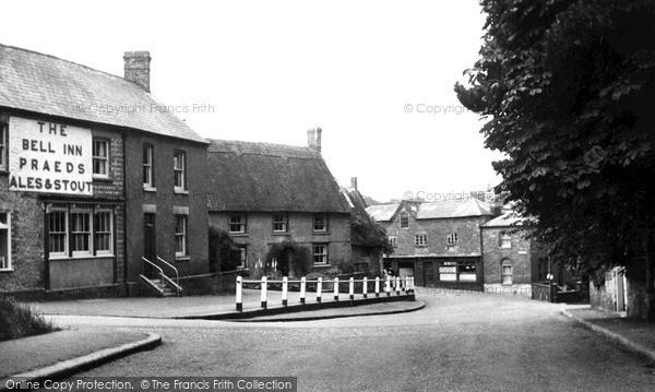 Photo of Wollaston, The Village c.1950