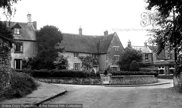 Photo of Wollaston, The Village c.1955