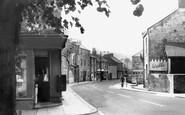 Wolsingham, Angate Square c1955