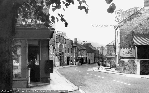 Photo of Wolsingham, Angate Square c1955, ref. w210037