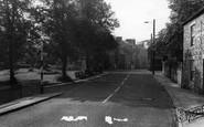 Wolsingham, Angate Square c.1965