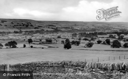 General View From Redgate c.1955, Wolsingham