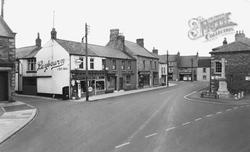 Wolsingham, Market Place c.1955