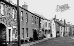 Police House c.1955, Wolsingham