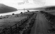 Wolsingham, The Reservoir c.1965