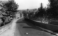 Wolsingham, Upper Town c.1965