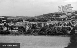 View From The Denes c.1955, Wolsingham
