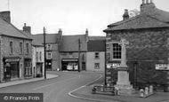 Wolsingham, War Memorial c.1955