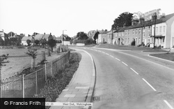 Wolsingham, West End c.1965