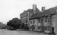 Wolsingham, Whitfield Place c.1955