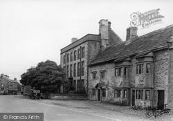 Wolsingham, Whitfield Place c.1955