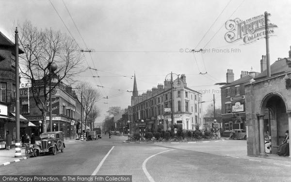 Wolverhampton, Chapel Ash c1950