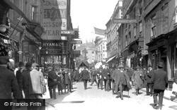 Dudley Street c.1900, Wolverhampton