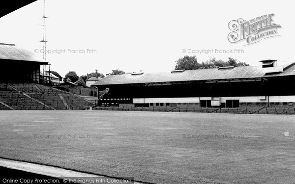 Wolverhampton, Molineux Football Ground c1960