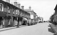 Wolverton, Church Street c1955
