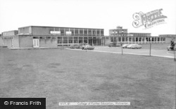 Wolverton, College Of Further Education c.1965