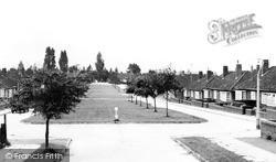 Wolverton, Furze Way c.1955
