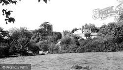 Wolverton, Old Wolverton c.1955