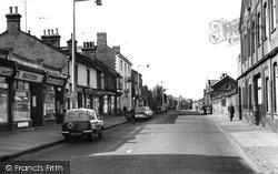 Wolverton, Stratford Road 1960