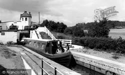 Wombourne, Bratch Locks c.1965