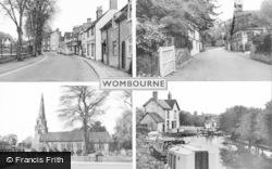 Wombourne, Composite c.1960