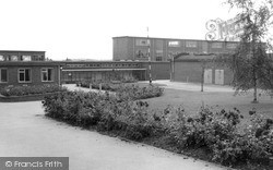 Wombourne, Ounsdale Comprehensive School c.1965