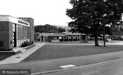Wombourne, Seisdon Council Offices c.1965