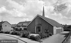 Wombourne, St Bernadette Catholic Church c.1969