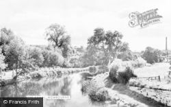 Wombourne, The Canal c.1960