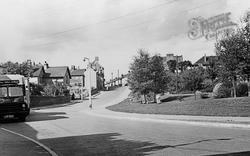 Wombourne, Windmill Bank c.1960