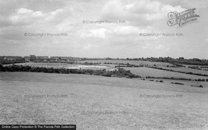 Photo of Wombwell, Country View c.1965