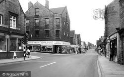 Wombwell, High Street c.1965