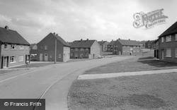 New Estate c.1965, Wombwell